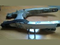 Hinterrad Schwinge Yamaha YZF YZ WRF WR 250 400 450 426 F swing-arm