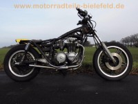 Honda CB 650 C RC05 OHC Chopper Cruiser-1