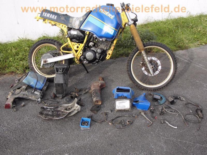 Yamaha Dt   Enduro Parts
