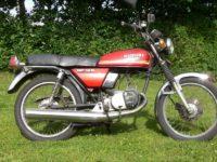 Suzuki GP125 2Takter
