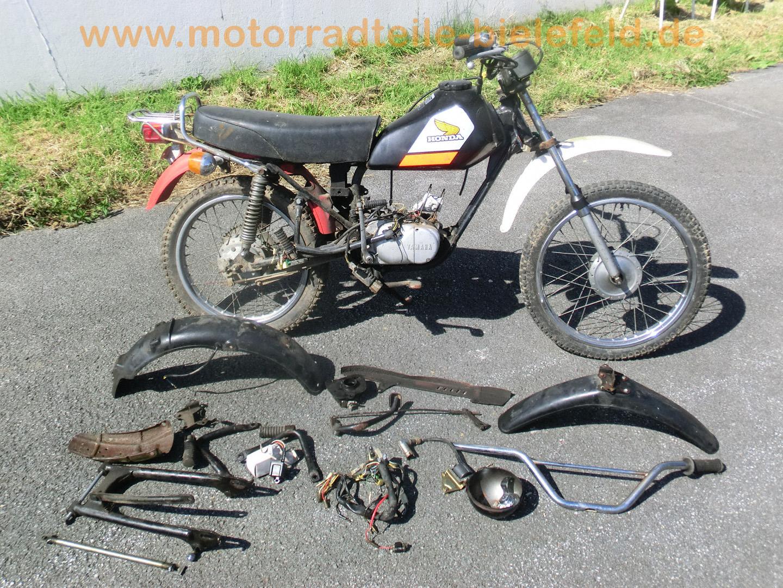 Yamaha DT 50 M 2M4 Mokick | motorradteile-bielefeld.de