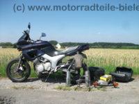 Yamaha_TDM_850_3VD_blau_Crash_original_Koffersystem_Koffer_Koffertraeger_Gepaecktraeger_Hepco_und_Becker_Hecktraeger_1