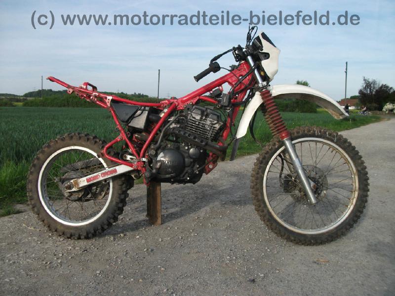 Yamaha Xtz Tenere Parts List