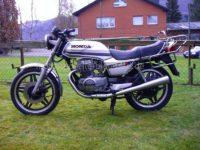 HONDA CB 250N - 1