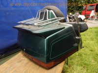 HONDA GL1500 SE SC22 Original Koffer saddlebag suitcase box-1