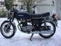 Honda CB 200 blau - wie CB 125 200 250 CB125 CB200 CB250 K G T - 1