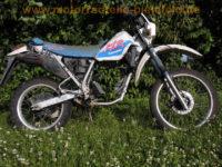 Kawasaki KLR 250 D-1