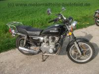 Suzuki_GS_550_T_Chopper_orig__schwarz_Gepaecktraeger_MOTAD_4-1_Auspuff_Edelstahl_-_wie_GS_400_450_500_550_750_D_E_L_T_5