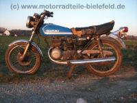 Suzuki_GT_185_blau_2-Takt_Wrack_Auspuff_Motor_original_-_wie_GP_GT_125_200_X5_250_X7_7