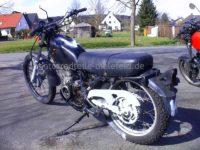 HONDA XL250K- 1