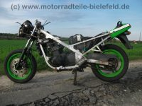 Kawasaki_GPZ_500_S_schwarz-gruen_ABM_Fussrasten_Motor_37_tKM-_wie_GPZ_KLE_EN_EX_500_A_B_C_D_LTD_Twin_14