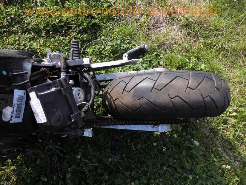 Kawasaki Gpz Rx Parts