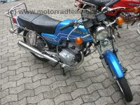 Honda CB 125T - 1