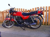 Honda CB 250RS - Type MC02 - 1