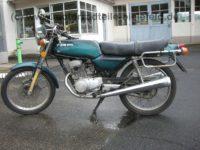 Honda CB1 25T - 1