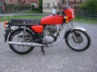 Honda CB125J - 1
