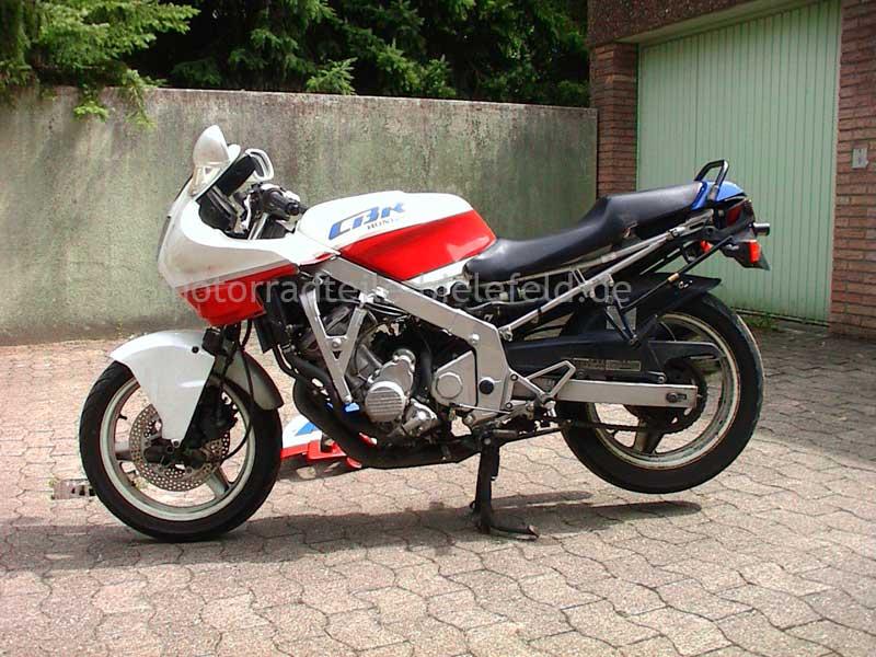 Honda Cbrf  Caf Ef Bf Bd Racer