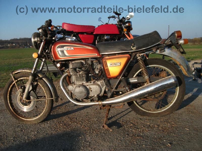 Kupplungshebel Honda CB 360