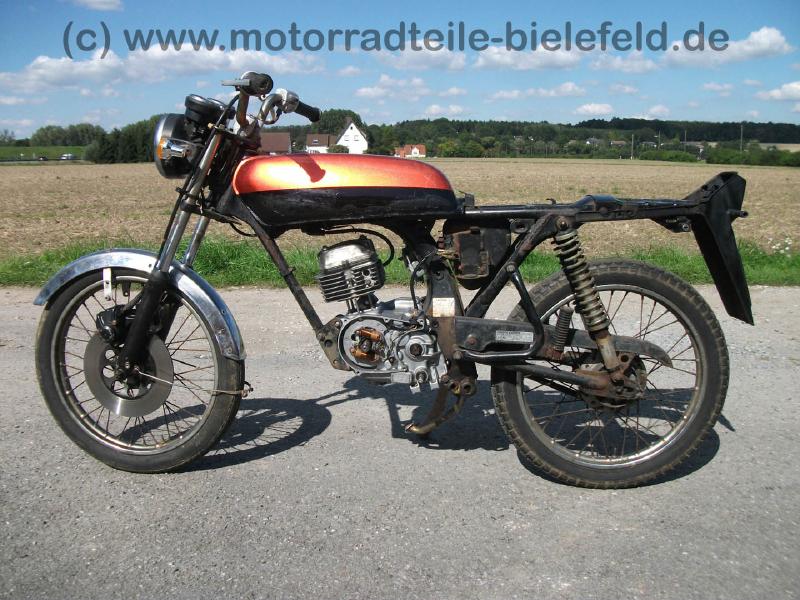 Honda CB 50J | motorradteile-bielefeld.de