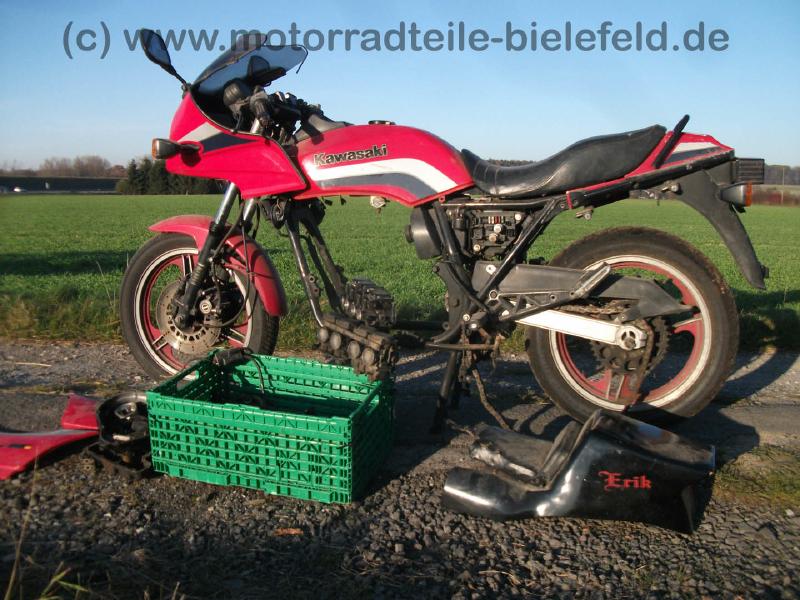 Kawasaki Z 550   motorradteile-bielefeld.de
