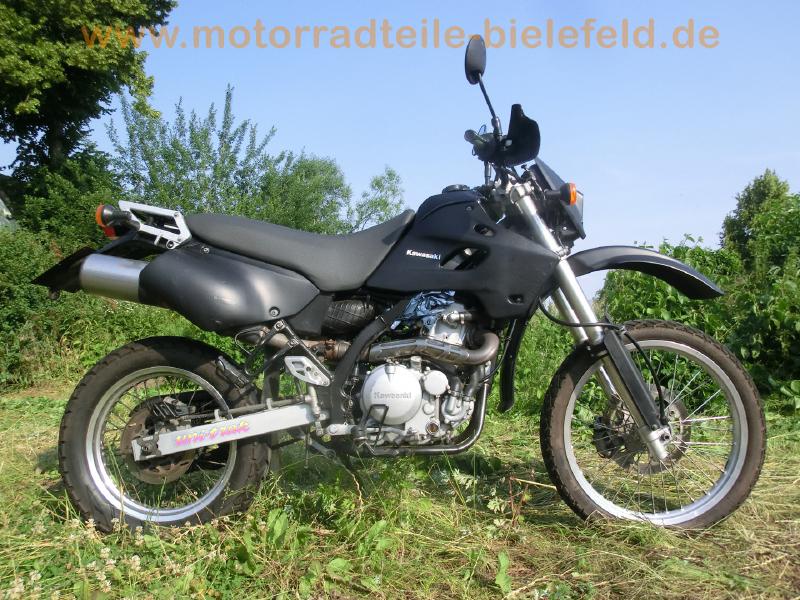 Kawasaki KLX 650 C | motorradteile-bielefeld.de