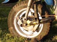 hinterrad Honda DAX ST50G