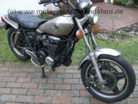 Honda CB650C Typ RC08 - 2