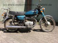 Honda CB125-K5-1
