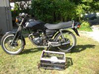 Honda CB250RS CB 250 CB250 RS 250RS MC02 schwarz Technik wie CL XL 250 S R-1