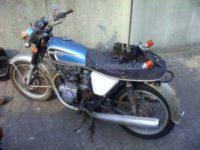 Honda CB250G - 3
