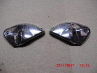 Vergaser Verkleidung (R+L) Suzuki GSF 1200 GV75A-2
