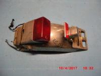 Komplett Schutzblech hinten Honda VF750 RC09-1