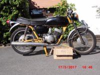 Suzuki T20 2zylinder 2takter Motor T250-3