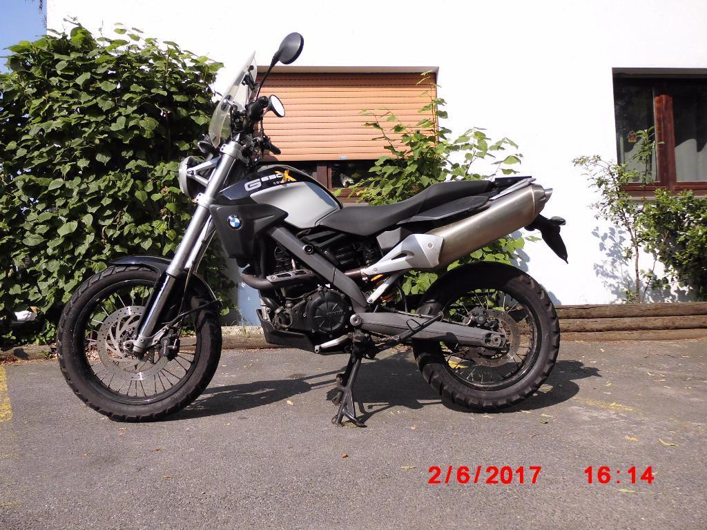 Bmw G650x Country Motorradteile Bielefeld De
