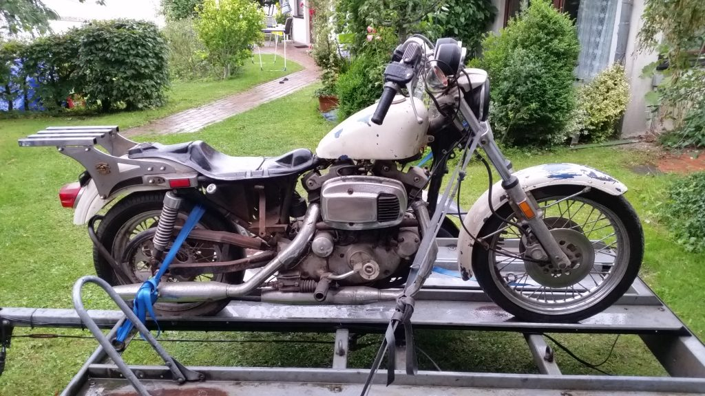 HARLEY DAVIDSON Sportster XL 1000 Ironhead | motorradteile-bielefeld.de