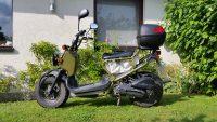 Honda NPS50 ZOOMER 50-1