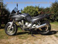 normal_Yamaha_XJ600S_Diversion_4BR_silber-grau_Sturzschaden_Sturzbuegel_1