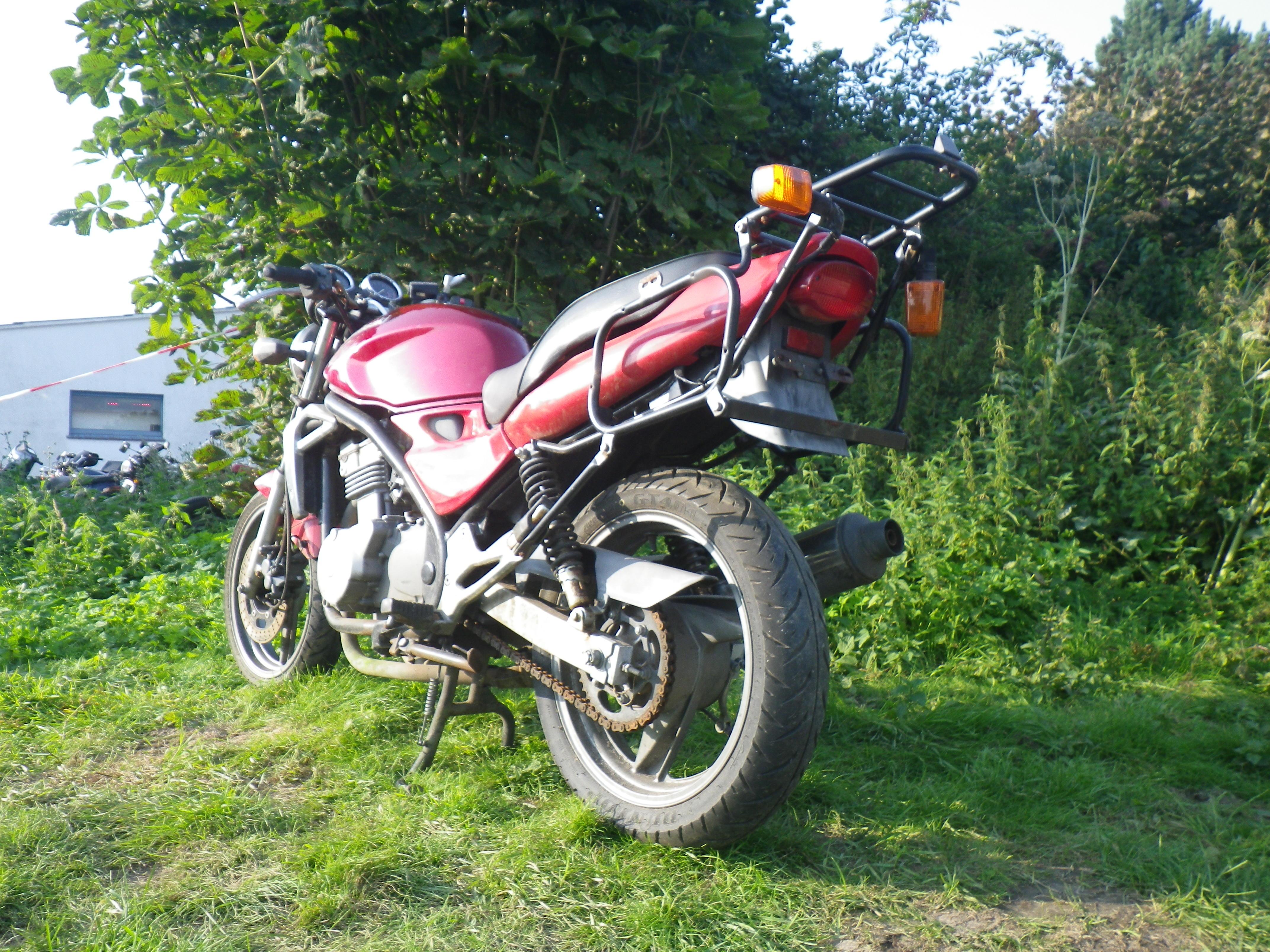 Kawasaki Er 5 Er500a Twister Motorradteile Bielefeldde