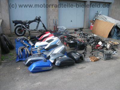 Honda Cb 900 F F2 Boldor Bol Dor Sc01 Sc09 Teile Mix