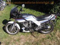 normal_Yamaha_XJ600_51J_grau-weiss_GIVI_Koffertraeger_Originalzustand_-_wie_3KN_3KM_5