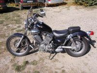 normal_Yamaha_XV535_VIRAGO_3BR_blau_Windschild_Scheibe_Wildschaden_-_Technik_Motor_wie_2YL_3BT_4KU_4MC_5