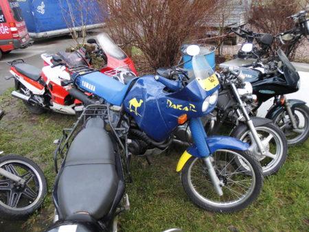 Yamaha XT600Z Tenere 3AJ-1