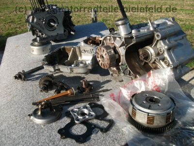 Honda CB 125 T E Motor Motorteile | motorradteile-bielefeld.de
