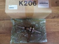 Kurbelwelle Suzuki AY50 K3-K4-1