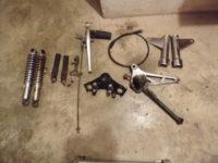 Honda CB250 Restteile-1