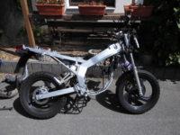 Yamaha TDR125 Typ 5AN-1