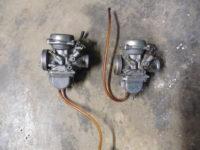 Suzuki GN125 Restteile (111)
