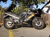 Kawasaki GPZ600R ZX600A Oldtimer Originalzustand-1