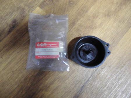 Suzuki GSF1200-S Vergaser diaphragm Abdeckung (1)