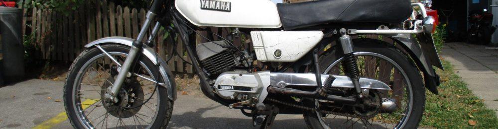 Yamaha RS 100  1y8